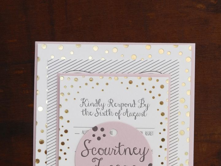Tmx 1445450985165 Dscn5390 Lancaster, PA wedding invitation