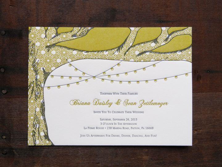 Tmx 1445452459645 Dscn6392 2 Lancaster, PA wedding invitation