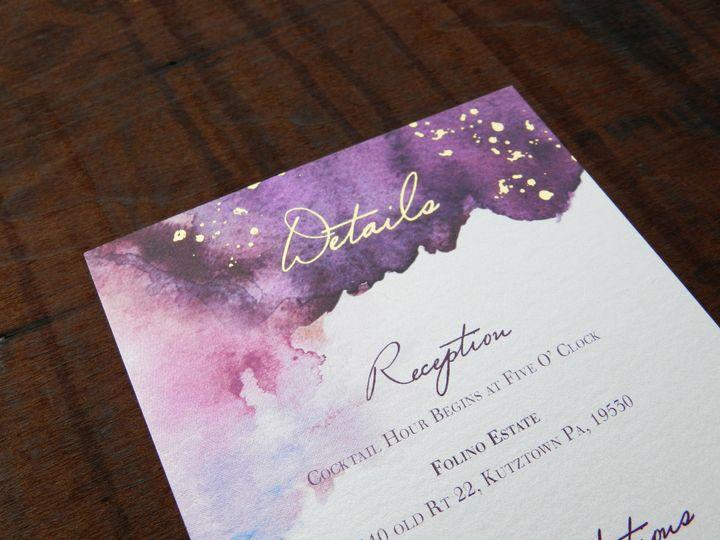 Tmx 1463427633990 Dscn6719 Lancaster, PA wedding invitation