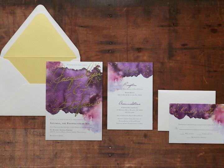 Tmx 1463428152094 Folino Lancaster, PA wedding invitation