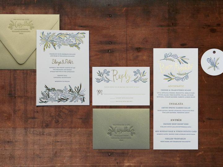 Tmx 1463428167948 Homespuninvite Lancaster, PA wedding invitation