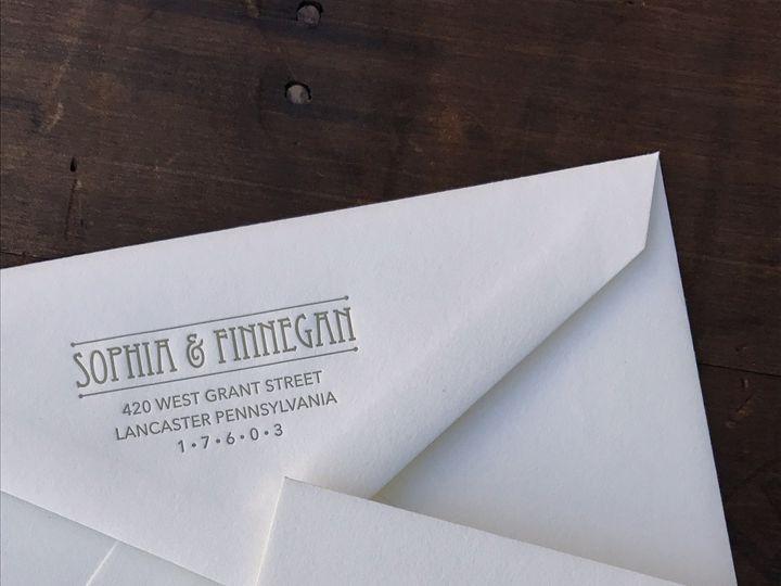 Tmx 1481221651324 Img8024 Lancaster, PA wedding invitation