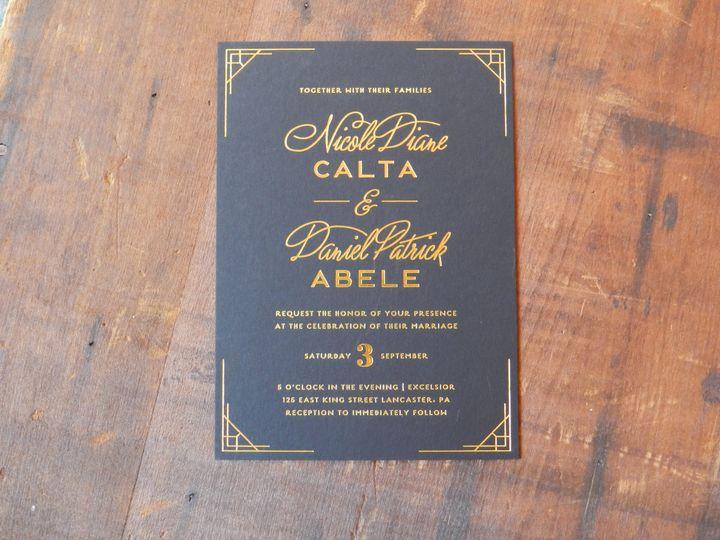 Tmx 1481221733051 Dscn7017 Lancaster, PA wedding invitation