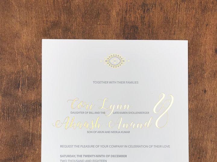 Tmx Fullsizeoutput Cb6 51 694488 Lancaster, PA wedding invitation