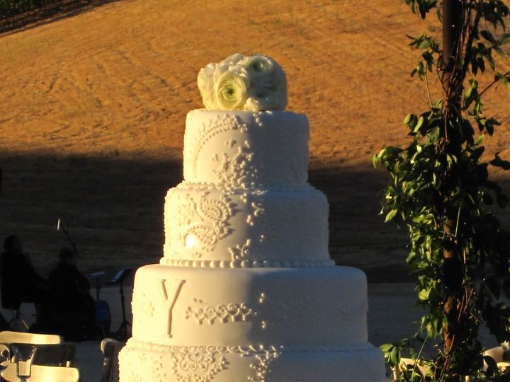 Tmx 1384888162725 Img580 Atascadero, California wedding cake