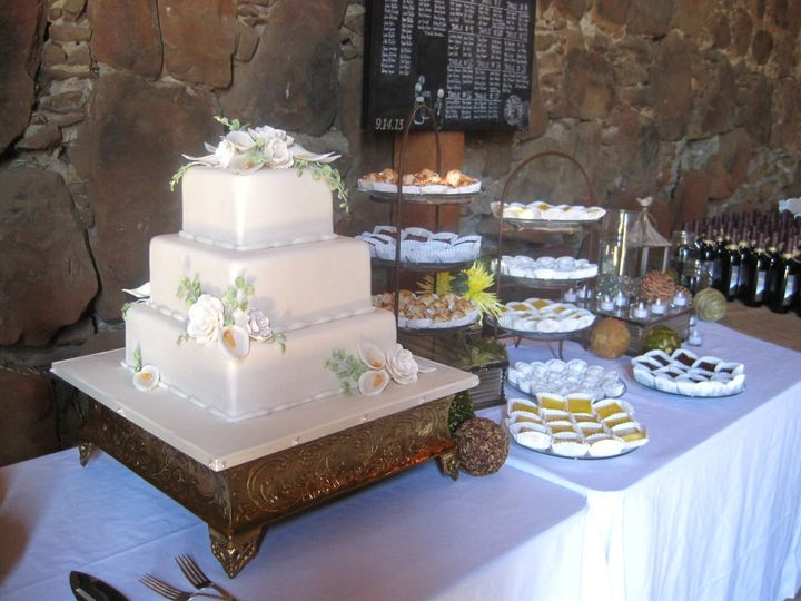 Tmx 1384888648855 Img592 Atascadero, California wedding cake