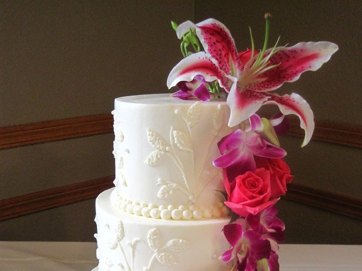 Tmx 1384888754673 Img597 Atascadero, California wedding cake