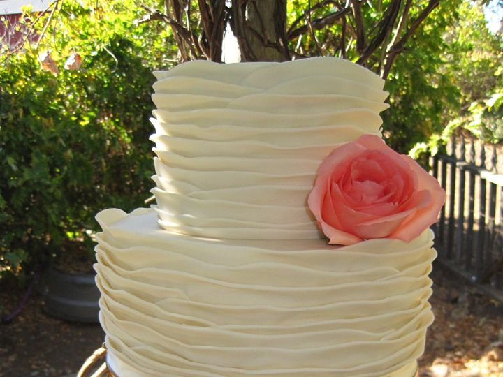 Tmx 1384888893158 Img604 Atascadero, California wedding cake