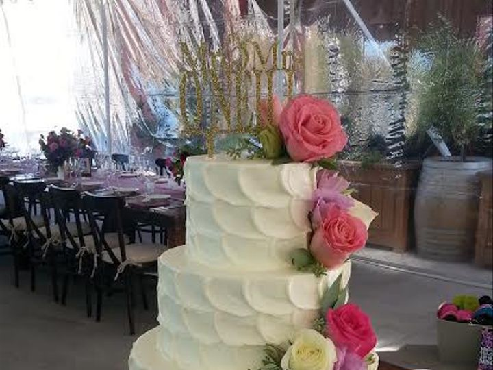 Tmx 1451947560896 Untitled Atascadero, California wedding cake
