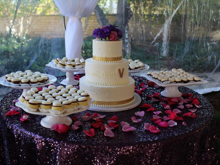 Tmx 1451947628962 Img1403 Atascadero, California wedding cake