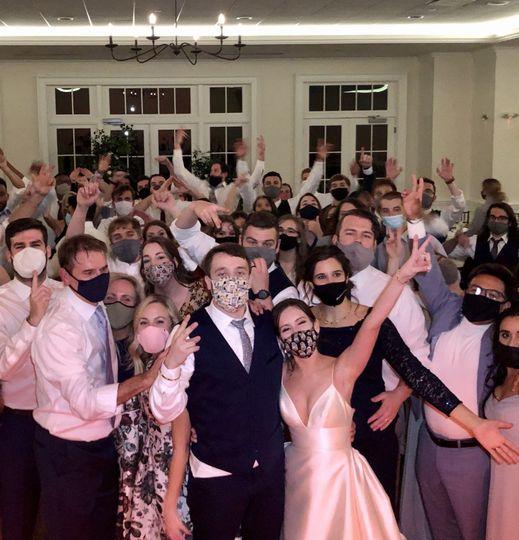stefany parker group all masked up 51 16488 161271606125749
