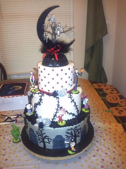Cake in the Box - Wedding Cake - Norcross, GA - WeddingWire
