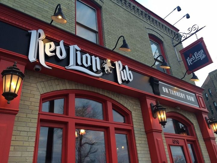 Exterior view of  Red Lion Pub