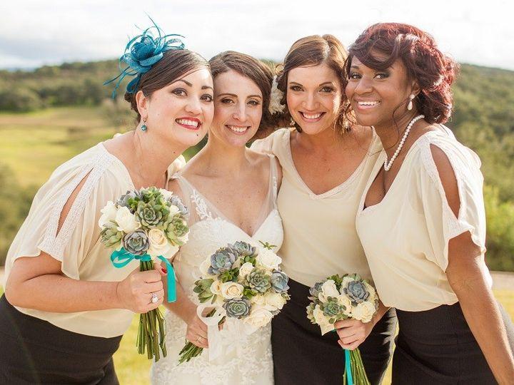 Tmx 1364853182530 Ilya Kristina Wedding 08 Bridalparty 0050 Simi Valley wedding beauty
