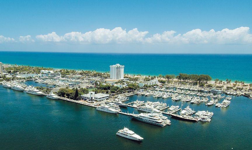 Bahia Mar Ft Lauderdale Beach