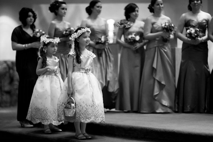 buena park hilton wedding 3