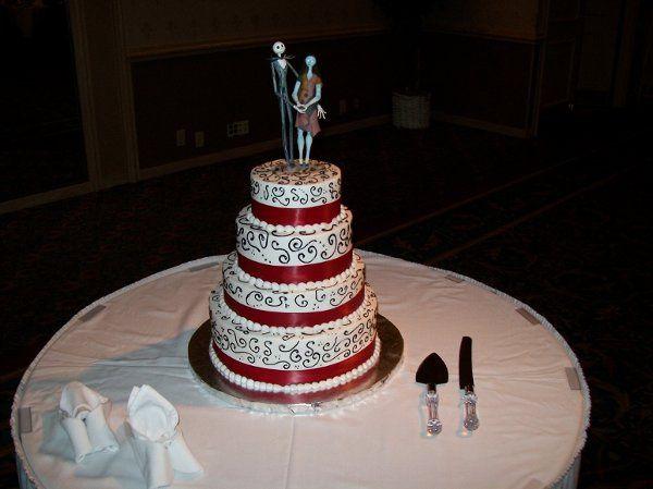 Tmx 1288230306889 1000476 Lisbon, ME wedding cake