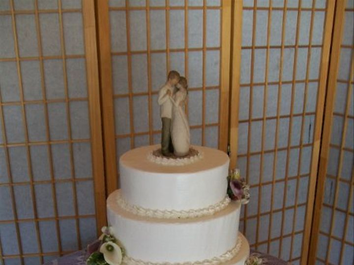 Tmx 1288230315014 1000467 Lisbon, ME wedding cake