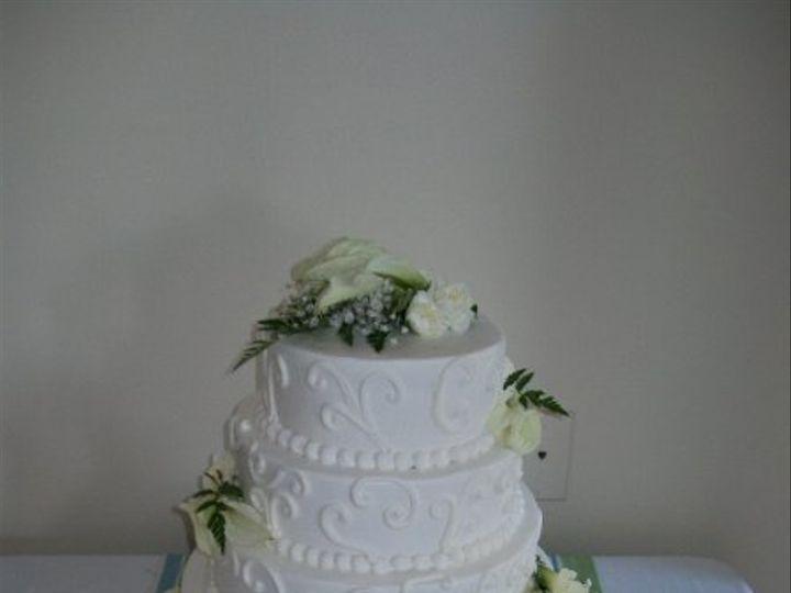 Tmx 1288230453670 1000647 Lisbon, ME wedding cake