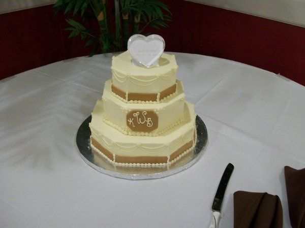 Tmx 1288230564779 1000697 Lisbon, ME wedding cake