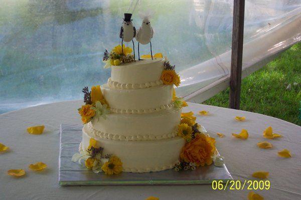 Tmx 1288230596029 1001286 Lisbon, ME wedding cake