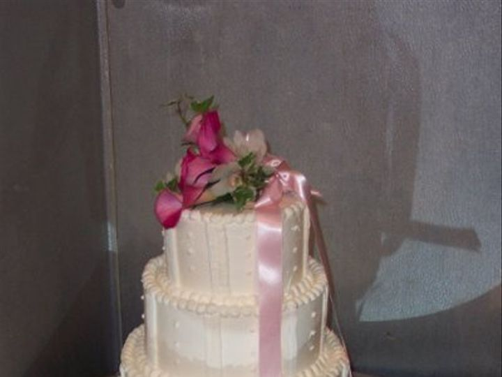 Tmx 1288230735889 Marthasclassic Lisbon, ME wedding cake