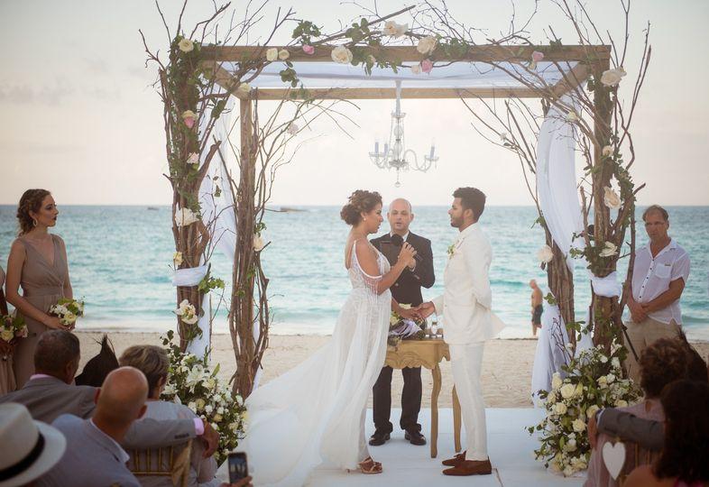 Wedding at Punta Cana