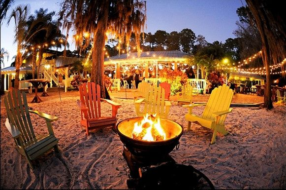 Tmx 1381079370486 Firepit Orlando wedding venue