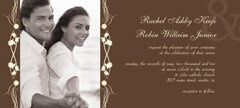 photo wedding invitation, personalized wedding invitation design, free bridal shower invitations,...