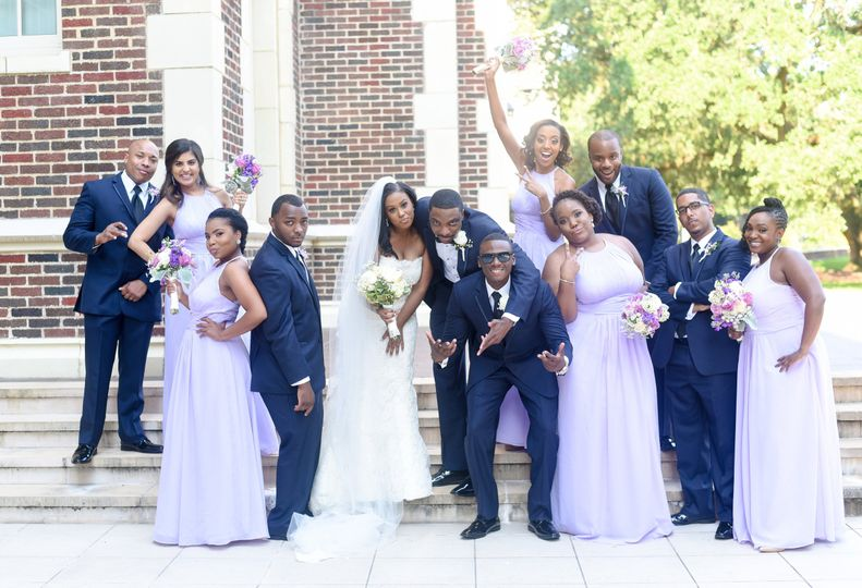 Bridal attendant