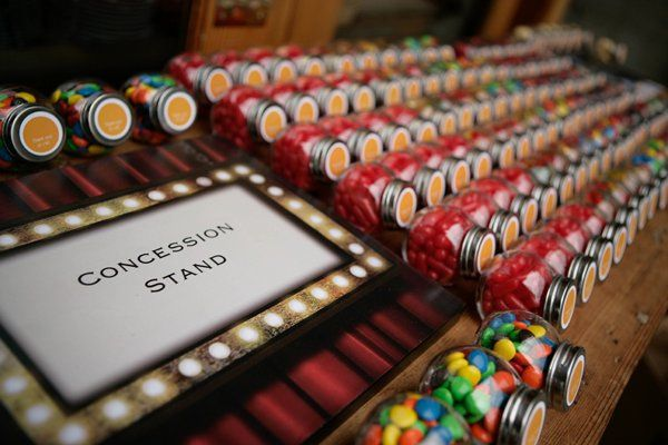 Wedding Favor Bar