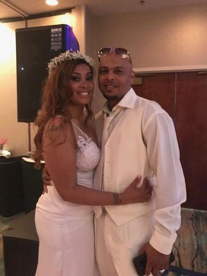 Erica and Cedrick Miramar Beach, FL