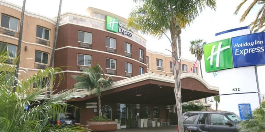 Exterior view of Holiday Inn Express San Diego South - Chula Vista