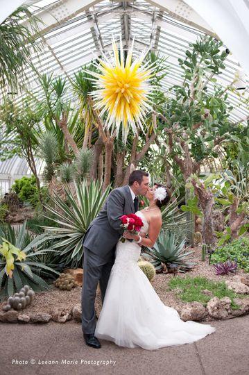 The couple  Leeann Marie Photography