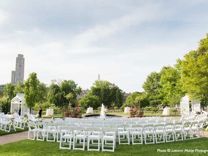Tmx Outdoor Garden Credit Leeann Marie Photography 2 51 74588 157712910124393 Pittsburgh, PA wedding venue