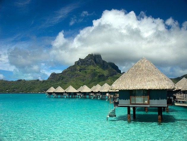 Idyllic Tahiti