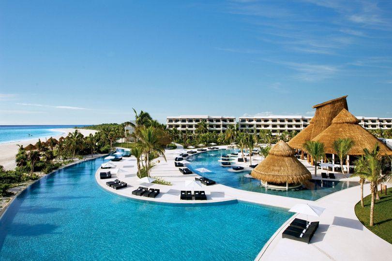 Picturesque resorts