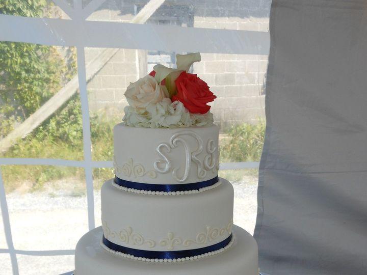 Tmx 1467161756911 Dscn3827 Milford wedding cake