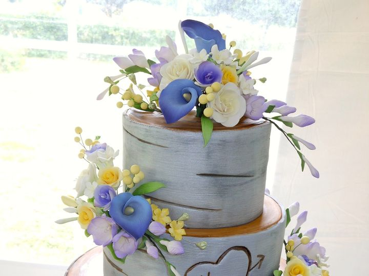 Tmx 1467161941362 Dscn3499 Milford wedding cake