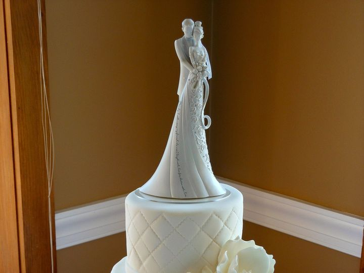 Tmx 1467161968206 Dscn3661 Milford wedding cake