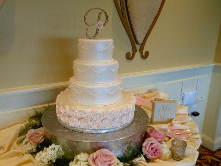 Tmx 1467162076192 Dscn3766 Milford wedding cake