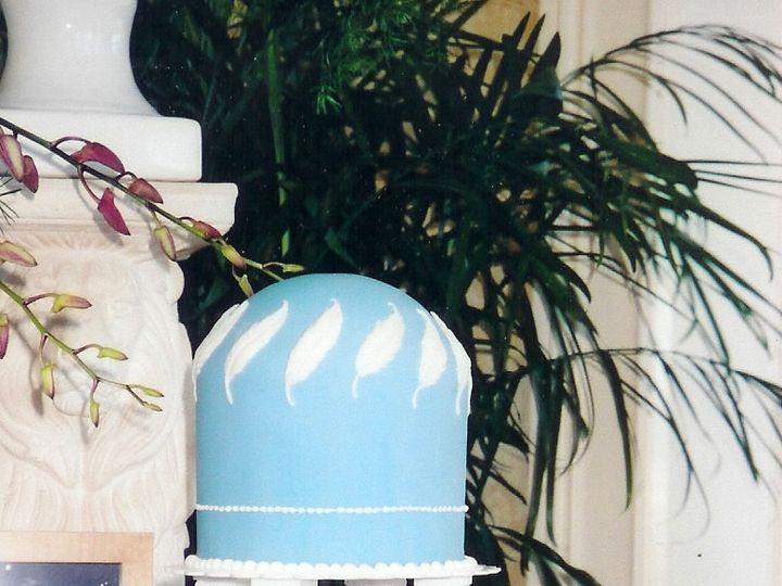 Tmx 1467163841141 Wedgewood Milford wedding cake