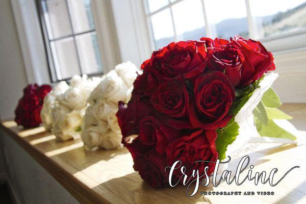 Bouquets at Lionscrest Manor