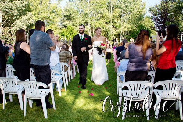 Recessional at Church Ranch Event Center