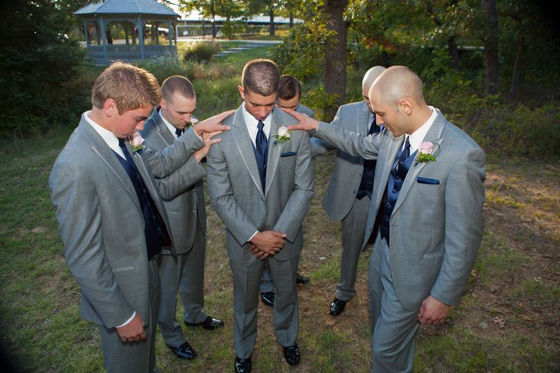 Best man's prayer