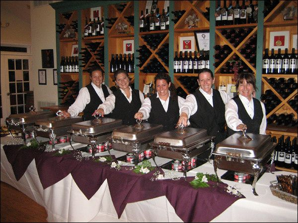Tmx 1420821532539 Aoffpremisewedding14 Farmingdale wedding catering