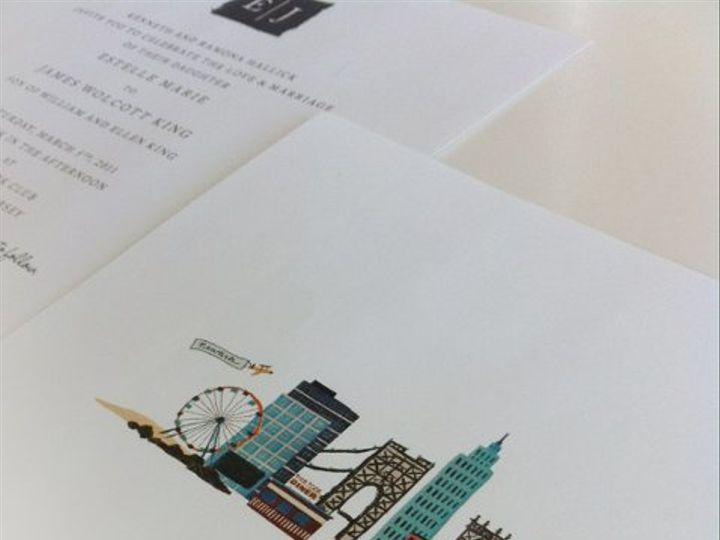 Tmx 1331068946686 Est Brooklyn wedding invitation