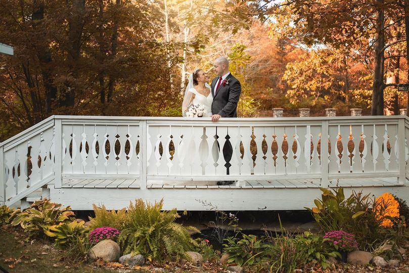Beautiful Fall wedding!