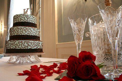 Tmx 1225591583396 Cakeandtoastingflutes Pinehurst wedding invitation