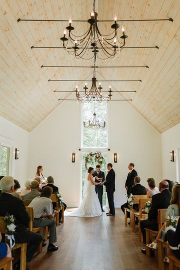 Juliette chapel wedding